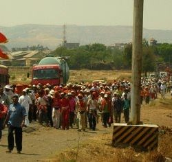 Palki Yatra pictures from Gurusthan Trust