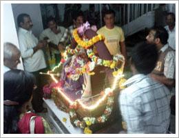 Panjagutta Sai Baba Temple