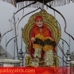 My 3rd Padayatra to Shirdi from Mumbai Santacruz West  (Khotwadi) with Sai Charan Padayatri Mandal